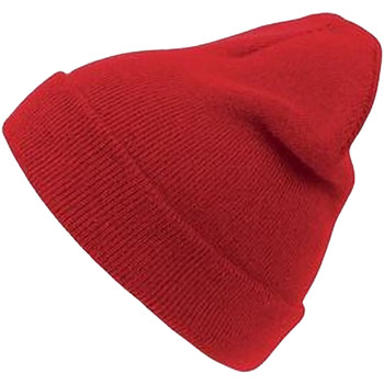Accessoires Muts Atlantis Beanie Donkerrood