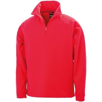 Textiel Heren Fleece Result Micron Rood