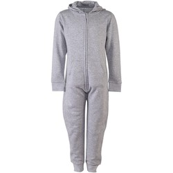 Textiel Kinderen Jumpsuites / Tuinbroeken Skinni Fit Minni Heide Grijs