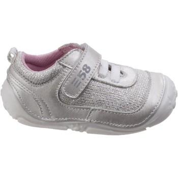 Schoenen Meisjes Lage sneakers Hush puppies Livvy Zilver