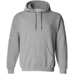 Textiel Heren Sweaters / Sweatshirts Gildan Hooded Sportgrijs