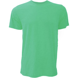 Textiel Heren T-shirts korte mouwen Bella + Canvas Jersey Heather Kelly Groen