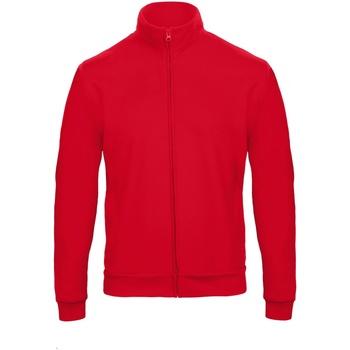 Textiel Sweaters / Sweatshirts B And C ID.206 Rood