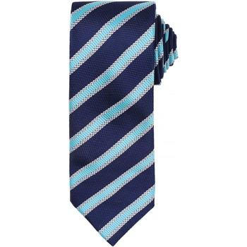 Textiel Heren Krawatte und Accessoires Premier  Marine / Turquoise