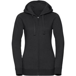 Textiel Dames Sweaters / Sweatshirts Russell R263F Houtskoolmelange