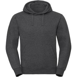 Textiel Sweaters / Sweatshirts Russell Hooded Koolstofmelange