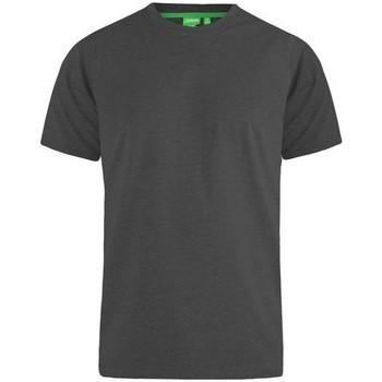 Textiel Heren T-shirts korte mouwen Duke Flyers-2 Houtskoolmelange