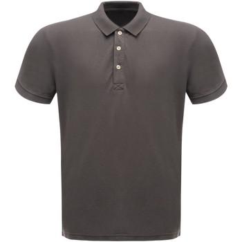 Textiel Heren Polo's korte mouwen Regatta RG300 Afdichting Grijs