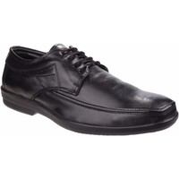 Schoenen Heren Derby Fleet & Foster Oxford Zwart