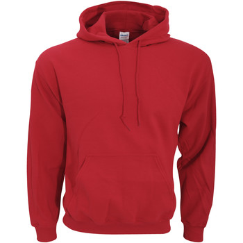 Textiel Sweaters / Sweatshirts Gildan Hooded Granaat