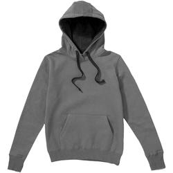 Textiel Heren Sweaters / Sweatshirts Sg Contrast Grijs/Zwart