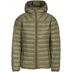 Textiel Dames Dons gevoerde jassen Trespass Trisha Groen