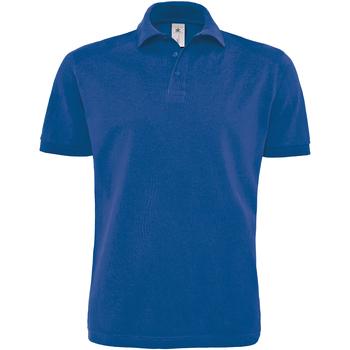 Textiel Heren Polo's korte mouwen B And C PU422 Koningsblauw