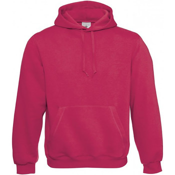 Textiel Heren Sweaters / Sweatshirts B And C Hooded Sorbet