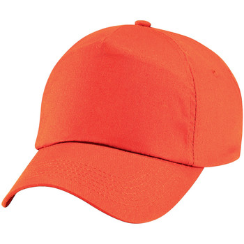 Accessoires Kinderen Pet Beechfield Baseball Oranje