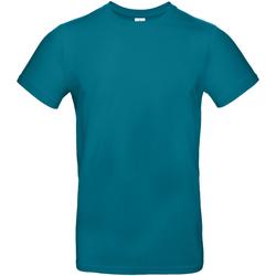 Textiel Heren T-shirts korte mouwen B And C E190 Duivels blauw