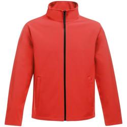 Textiel Heren Fleece Regatta RG627 Klassiek rood/zwart