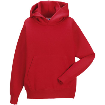 Textiel Kinderen Sweaters / Sweatshirts Jerzees Schoolgear Hooded Klassiek rood