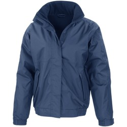 Textiel Heren Windjacken Result Channel Marineblauw