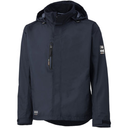 Textiel Heren Windjacken Helly Hansen Haag Marineblauw
