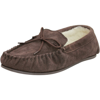 Schoenen Mocassins Eastern Counties Leather Moccasin Chocolade