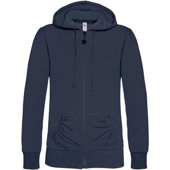 Textiel Dames Sweaters / Sweatshirts B And C Wonder Marineblauw