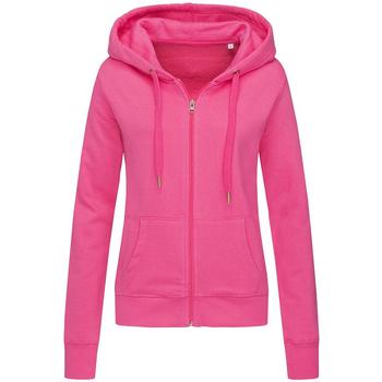 Textiel Dames Sweaters / Sweatshirts Stedman Active Roze