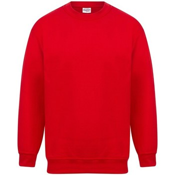 Textiel Heren Sweaters / Sweatshirts Absolute Apparel Magnum Rood