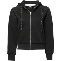 Textiel Dames Sweaters / Sweatshirts Tee Jays TJ5436 Zwart