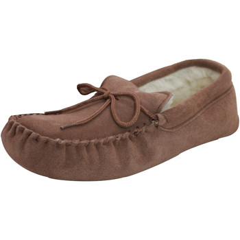 Schoenen Mocassins Eastern Counties Leather Moccasin Kameel
