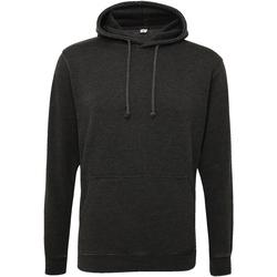 Textiel Sweaters / Sweatshirts Awdis Washed Gewassen Jet Zwart