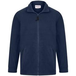Textiel Heren Fleece Absolute Apparel Alaska Navy