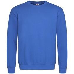Textiel Heren Sweaters / Sweatshirts Stedman Classics Helder Koninklijk