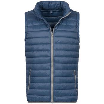 Textiel Heren Vesten / Cardigans Stedman Active Donkerblauw