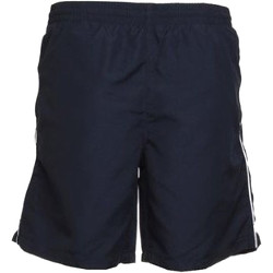 Textiel Heren Korte broeken / Bermuda's Gamegear Track Marine / Wit