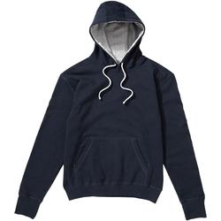 Textiel Heren Sweaters / Sweatshirts Sg Contrast Marine / Licht Oxford