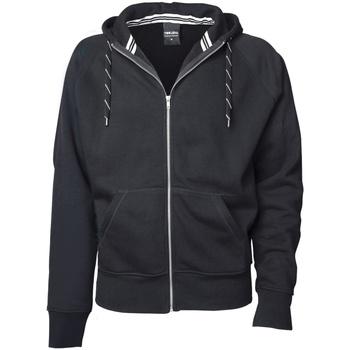 Textiel Heren Sweaters / Sweatshirts Tee Jays Hooded Donkergrijs