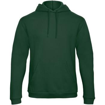 Textiel Sweaters / Sweatshirts B And C ID. 203 Fles groen