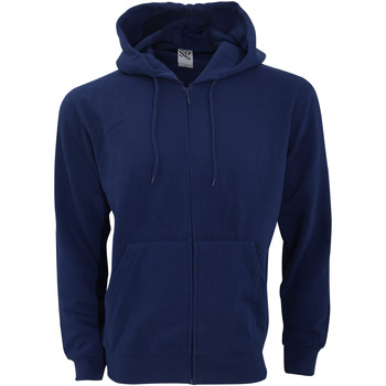 Textiel Heren Sweaters / Sweatshirts Sg Hooded Marineblauw