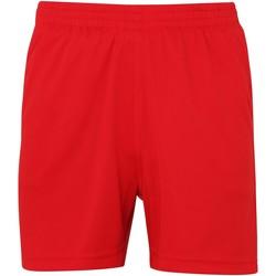Textiel Kinderen Korte broeken / Bermuda's Awdis JC80J Vuurrood