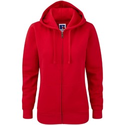 Textiel Dames Sweaters / Sweatshirts Russell Authentic Klassiek rood