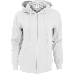 Textiel Dames Sweaters / Sweatshirts Sg Hooded Wit