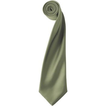 Textiel Heren Krawatte und Accessoires Premier PR750 Olijf