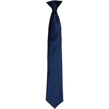 Textiel Heren Krawatte und Accessoires Premier PR755 Marine