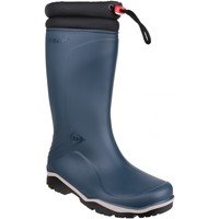 Schoenen Regenlaarzen Dunlop Blizzard Blauw/Zwart