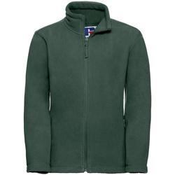 Textiel Jongens Fleece Jerzees Schoolgear 8700B Fles groen