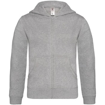 Textiel Kinderen Sweaters / Sweatshirts B And C B421B Heide Grijs