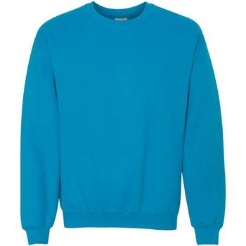 Textiel Sweaters / Sweatshirts Gildan 18000 Saffier