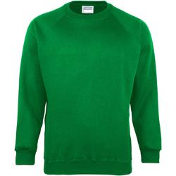 Textiel Kinderen Sweaters / Sweatshirts Maddins  Smaragd