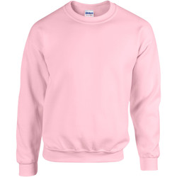 Textiel Sweaters / Sweatshirts Gildan 18000 Lichtroze